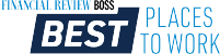 AFR Best Places to Work logo