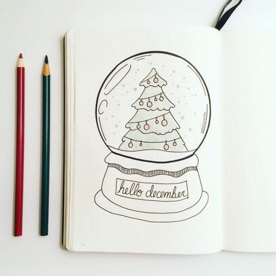 Christmas gratitude journal